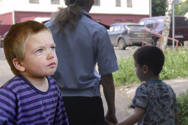 «Бесчувственная недогенеральша» 6 детей рискуют попасть в «малолетку» из-за прикрытой кормушки мэра