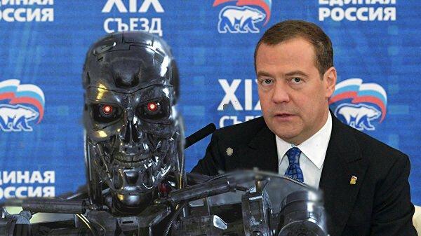 Электронные мозги вместо человеческих:«Российского чиновника» заменит Искусственный Интеллект