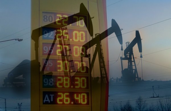 Цены на бензин в РФ стремительно падают: Арабские нефтяники объявили ценовую войну США