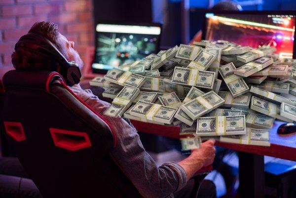 Валюту за Пиксели— онлайн-игры спасут Россиян от нищеты