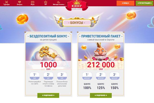 Онлайн казино - место, где не проигрывают