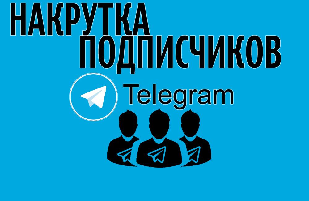 Купить подписчиков telegram по выгодной цене