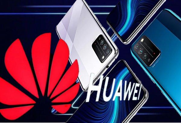 Huawei представила новый бюджетный флагман с поддержкой 5G