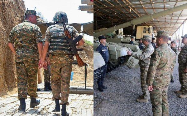 ВС Азербайджана провалили операцию и понесли потери