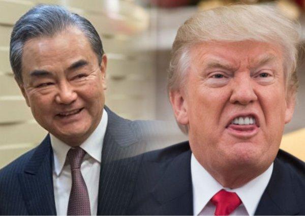 Глава МИД КНР призывает США к «мирному сосуществованию»