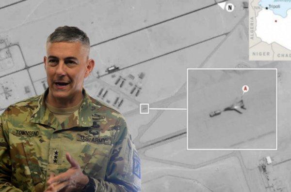 Генерал армии США назвал ВКС России причастными к пополнению сил ЛНА