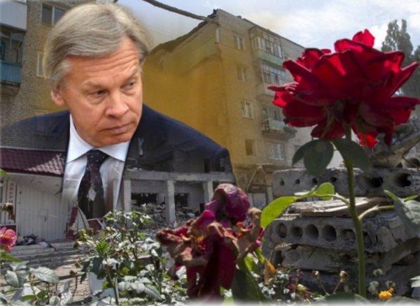 Пушков: «Киев планирует зачистку Донбасса»