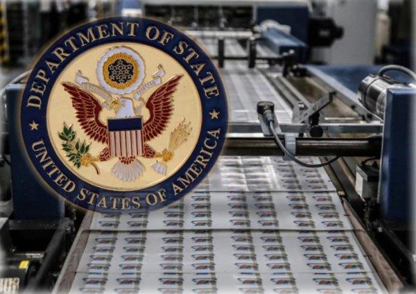Госдеп США обвинил Россию в печати 1,1 млрд фальшивых долларов для Ливии