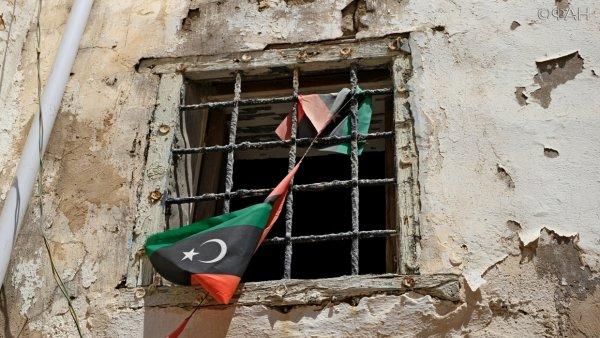 Узник «Митиги», лишившийся глаза из-за Фатхи Башаги, направил жалобу в ООН
