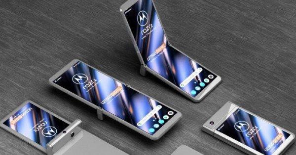 Новый сгибаемый смартфон Motorola Razr 2 получит 4K-камеру