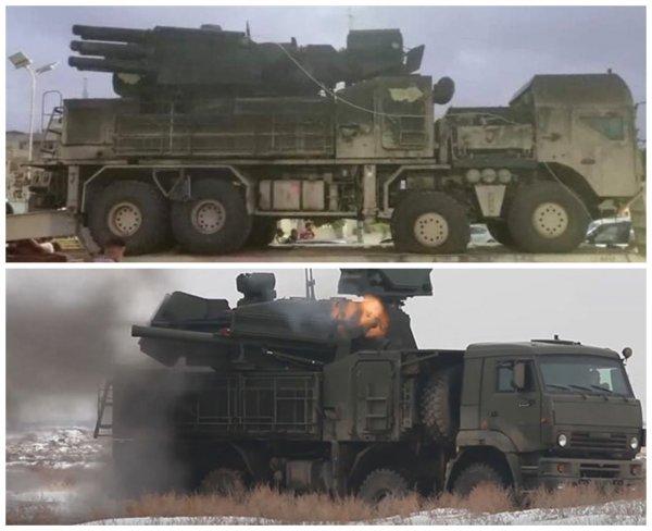 Украинские журналисты рассказали о 23 уничтоженных российских «Панцирях»