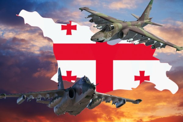 Грузия возобновит производство Су-25 в оборонных и коммерческих целях