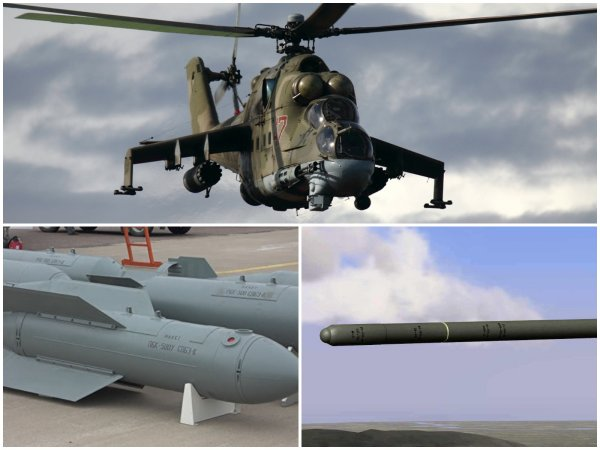 ВКС России получат НАР «Бронебойщик» и бомбы «Дрель»