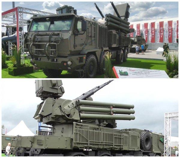 ВС РФ на Параде Победы продемонстрируют модернизированный «Панцирь»