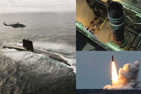Франция испытала баллистическую ракету в День России