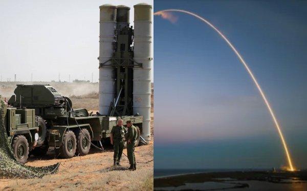 Российские С-400 после доработки смогут сбивать гиперзвуковые ракеты
