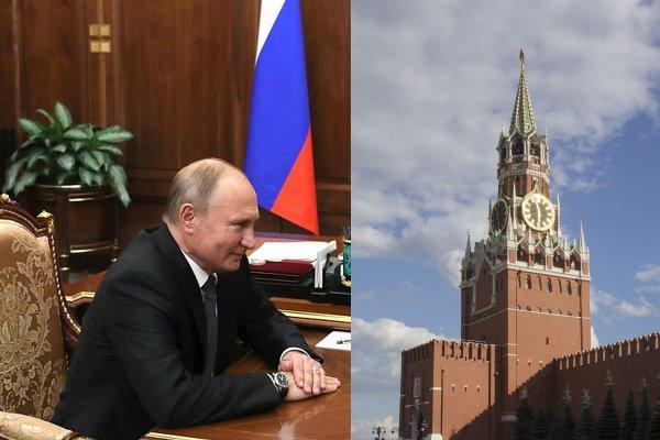 Владимир Путин впустил журналистов в свой тайный кабинет