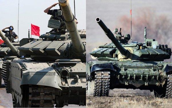 Генерал сравнил российскую и польскую версию танка Т-72