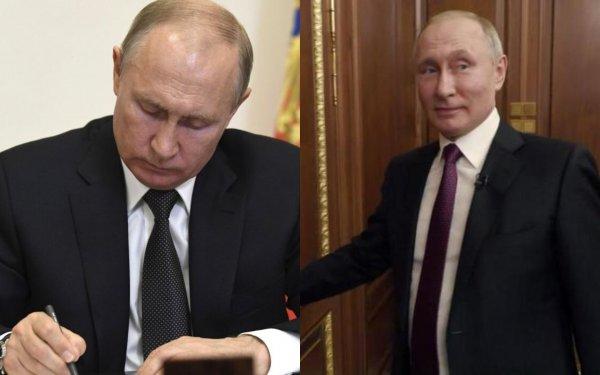 Путин: Почти всегда ночую в Кремле из-за работы